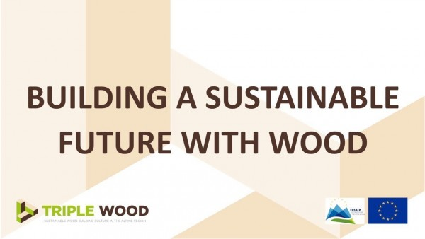 Building a sustainable future with wood